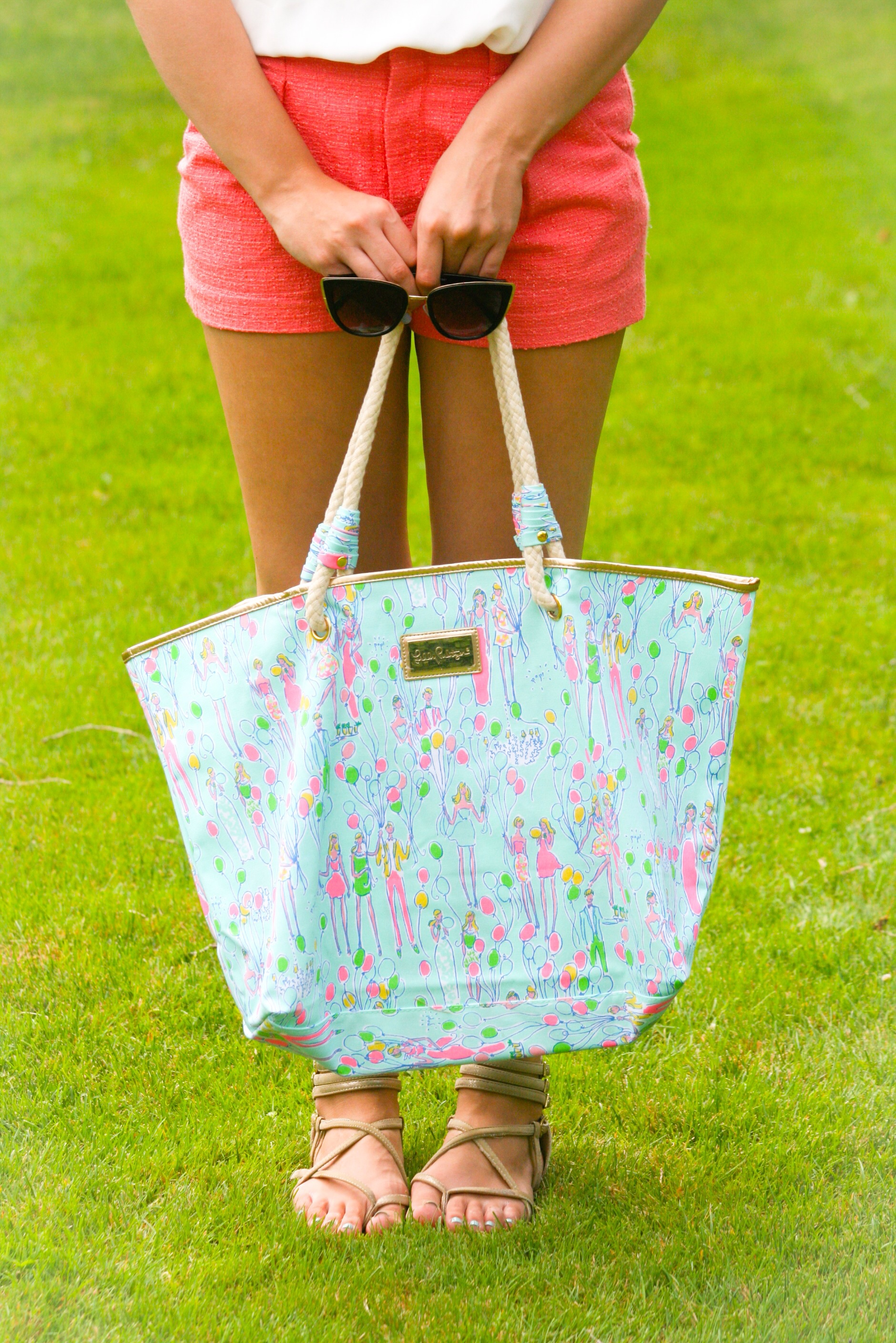 School Essentials | Lilly Pulitzer Party Tote